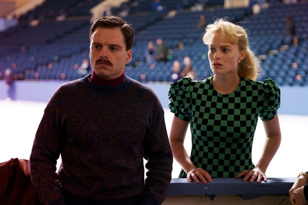 Yo, Tonya: Margot Robbie, Sebastian Stan