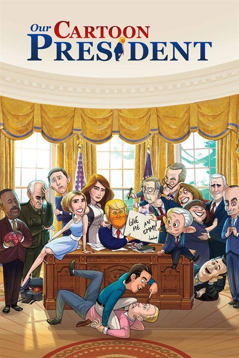 Animado presidente : Cartel