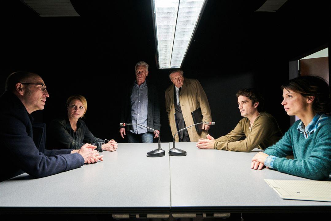 Foto Annette Frier, Julia Brendler, Oliver Wnuk, Robert Atzorn