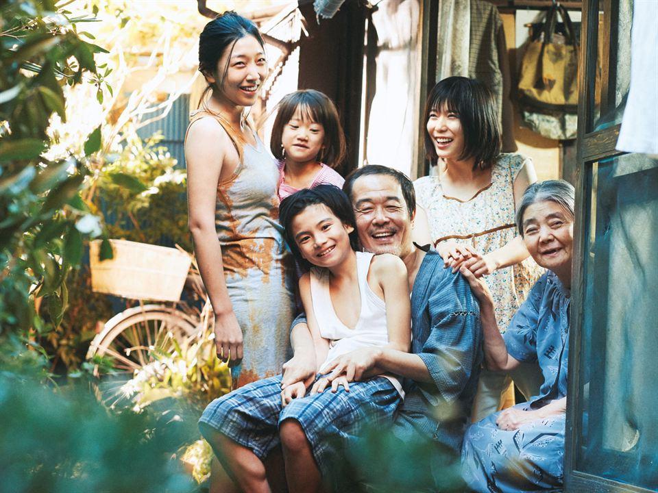 Un asunto de familia: Lily Franky, Sakura Andô, Antoine Moreaux, Kiki Kirin