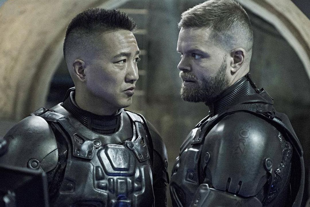 Foto Terry Chen, Wes Chatham