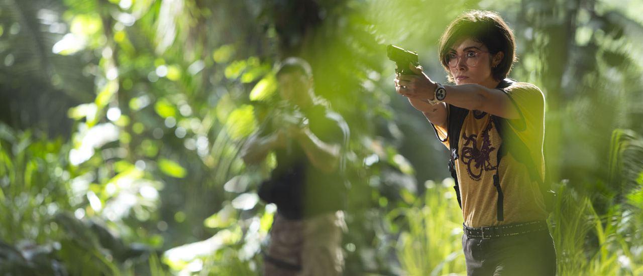 Jurassic World: El reino caído : Foto Daniella Pineda