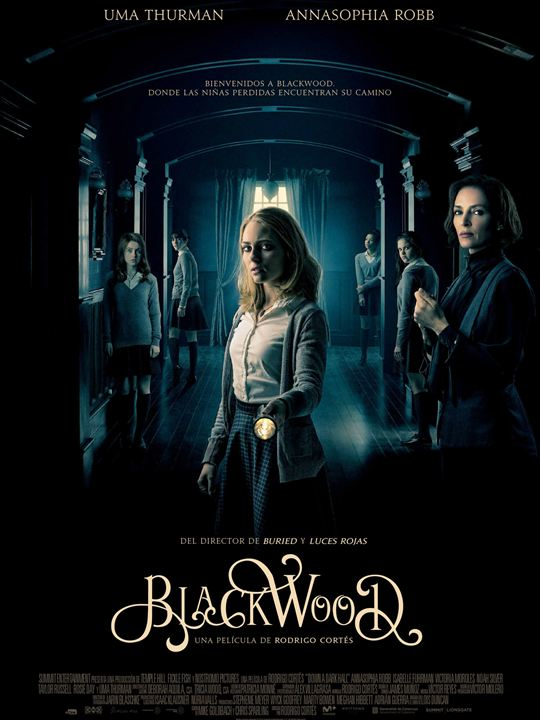 Resultado de imagen de blackwood poster