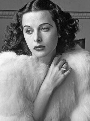 Cartel Hedy Lamarr