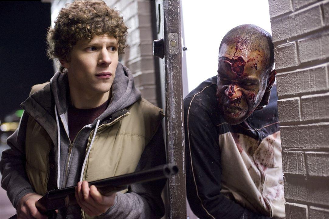 Bienvenidos a Zombieland: Jesse Eisenberg