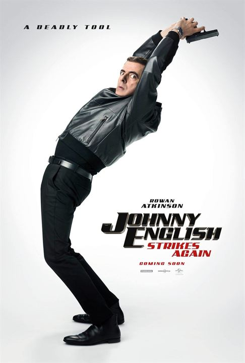 Johnny English: De nuevo en acción