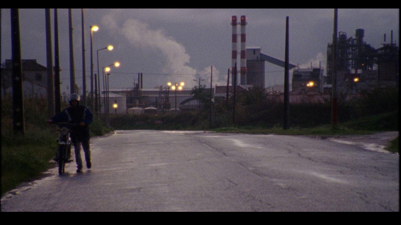La fábrica de nada