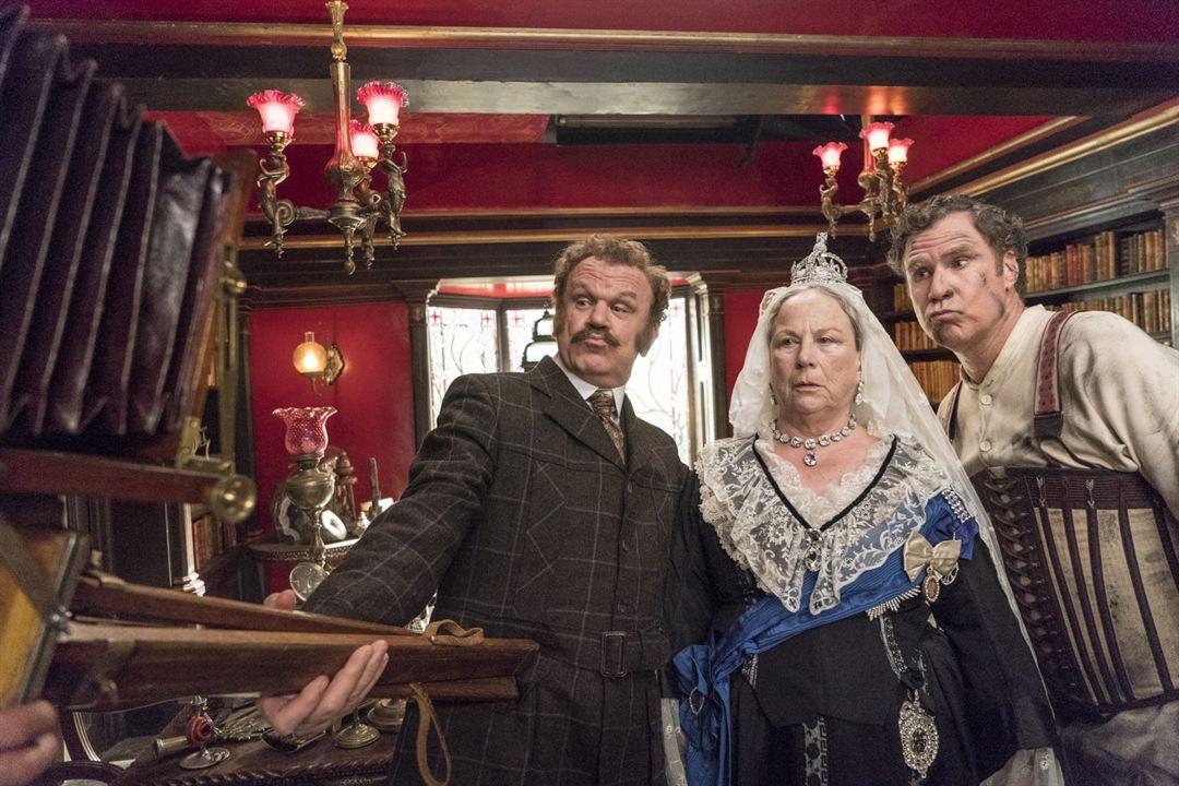 Holmes & Watson : Foto John C. Reilly, Pam Ferris, Will Ferrell