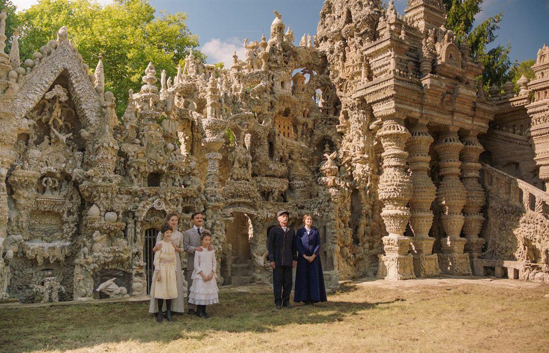 El palacio ideal : Foto Jacques Gamblin, Laetitia Casta