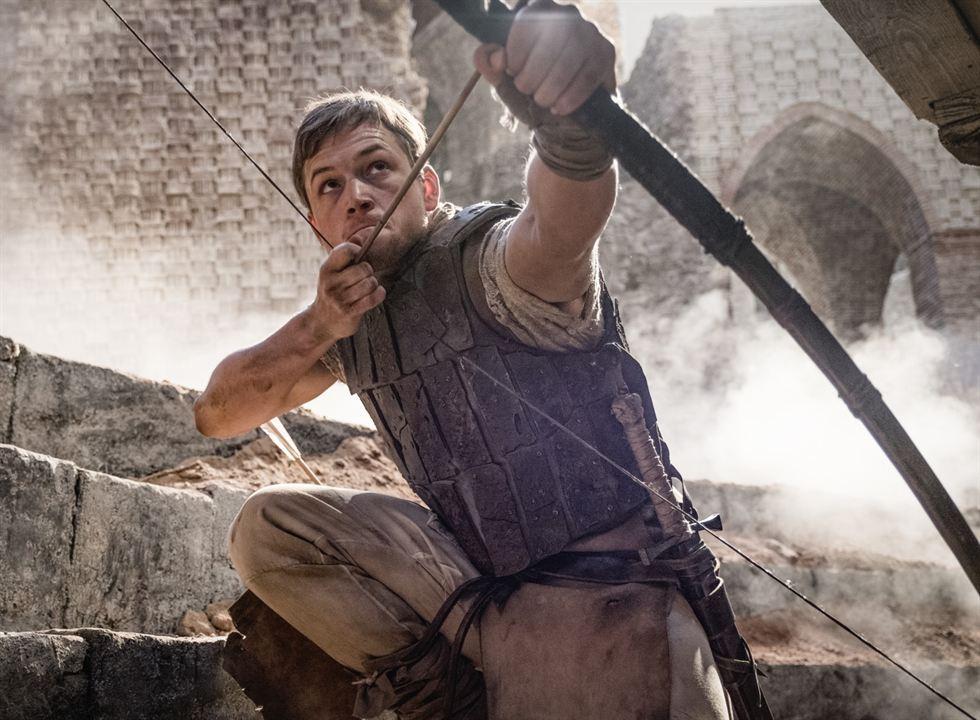 Robin Hood: Taron Egerton