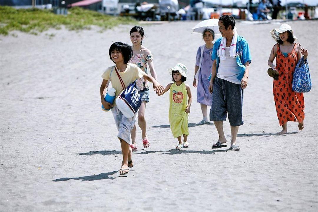Un asunto de familia : Foto Kiki Kirin, Lily Franky, Mayu Matsuoka, Sakura Andô