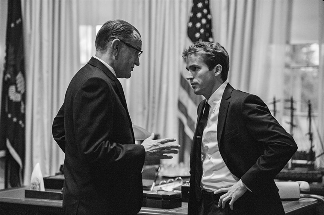 A la sombra de Kennedy : Foto Michael Stahl-David, Woody Harrelson
