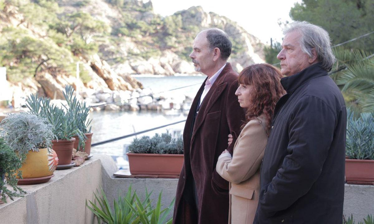 La casa junto al mar : Foto Ariane Ascaride, Gérard Meylan, Jean-Pierre Darroussin