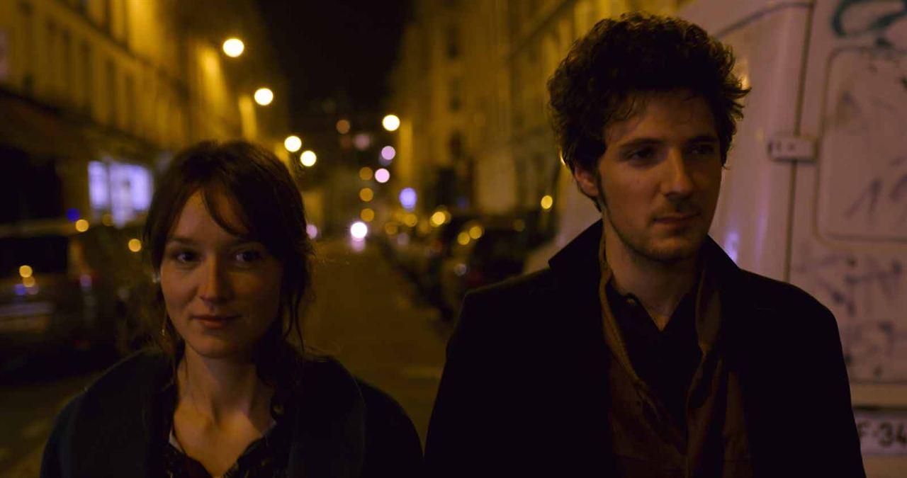 Deux fils: Vincent Lacoste, Anaïs Demoustier