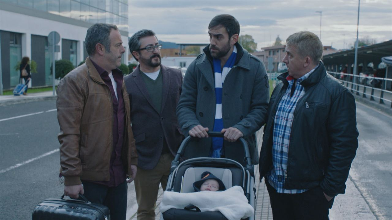 Foto Gorka Aguinagalde, Jon Plazaola, Óscar Terol, Santi Ugalde