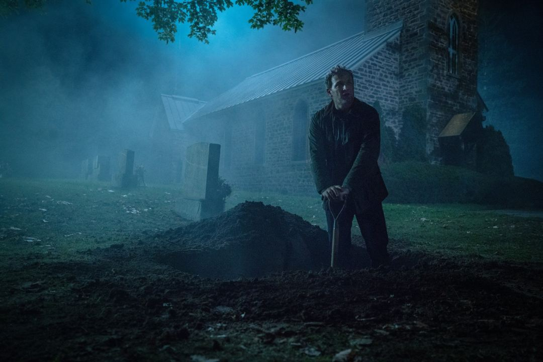 Cementerio de animales: Jason Clarke