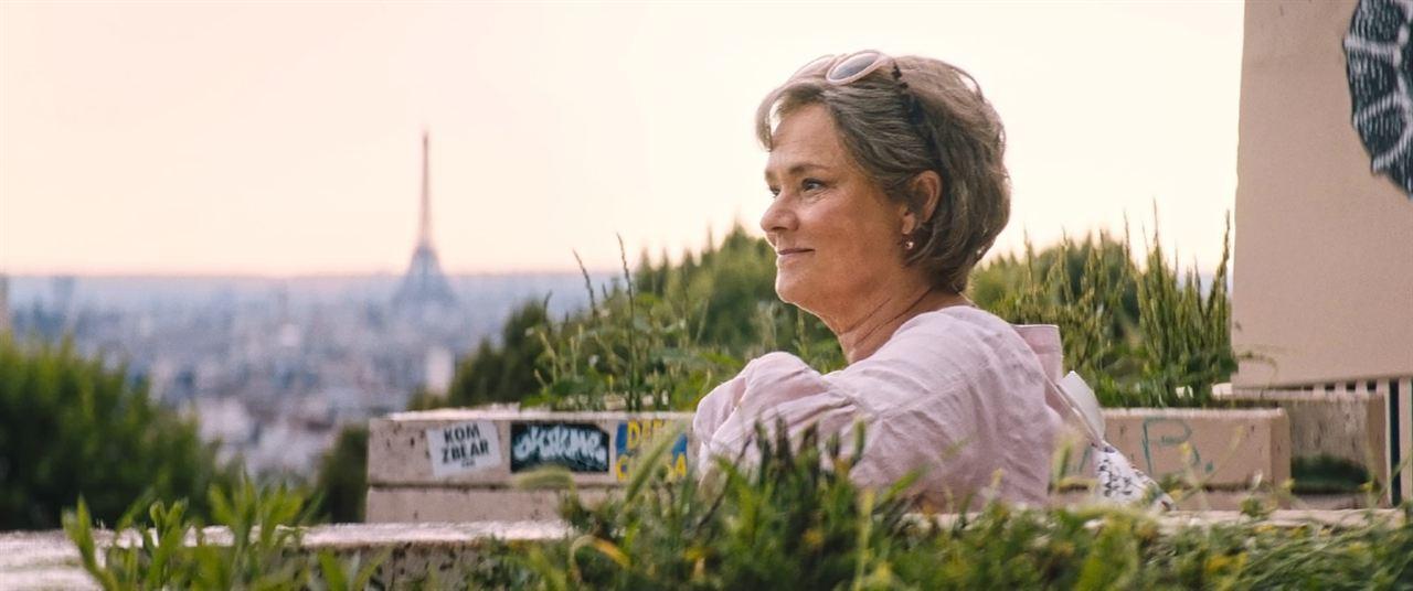 La nueva vida de Britt Marie: Pernilla August
