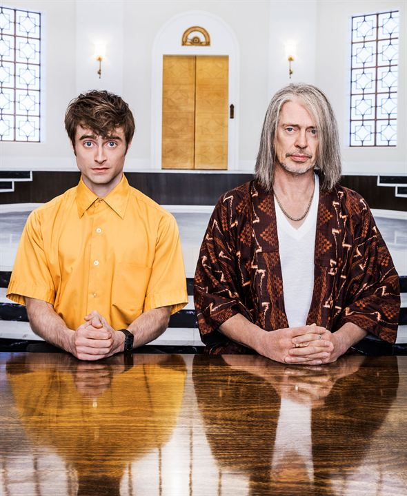 Foto Daniel Radcliffe, Steve Buscemi