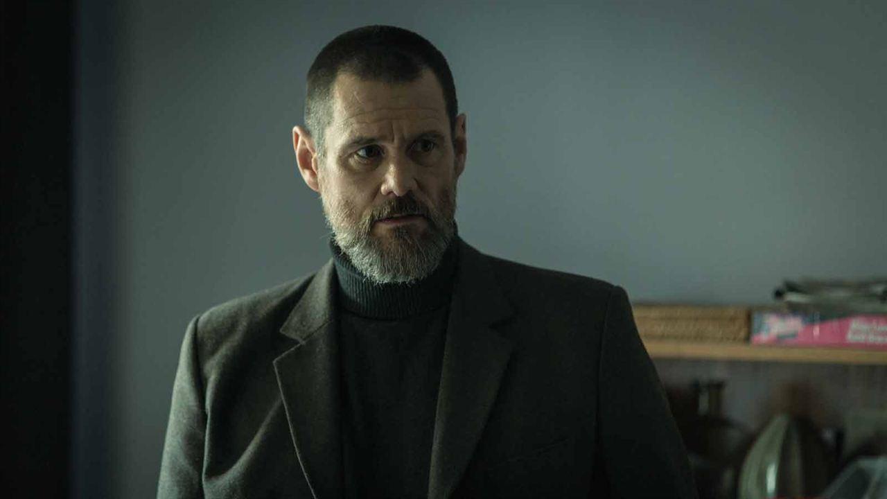 Dark Crimes: Jim Carrey