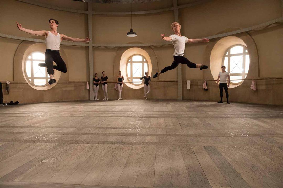 El bailarín: Louis Hofmann, Sergei Polunin, Oleg Ivenko