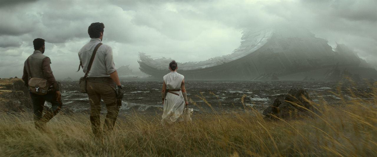 Star Wars: El Ascenso de Skywalker : Foto Daisy Ridley, John Boyega, Oscar Isaac