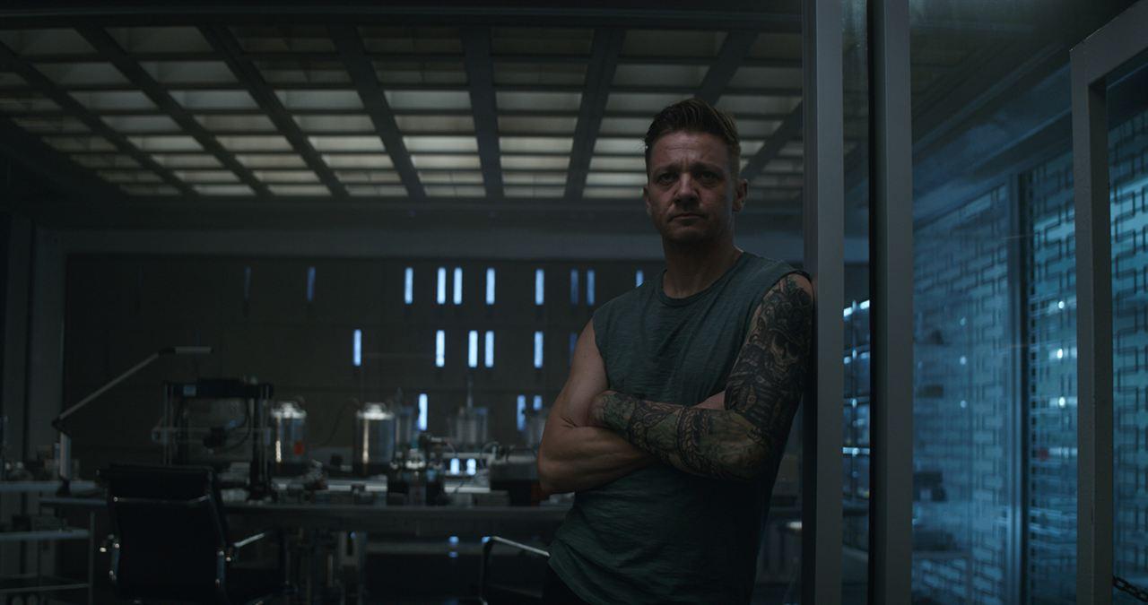 Vengadores: Endgame : Foto Jeremy Renner