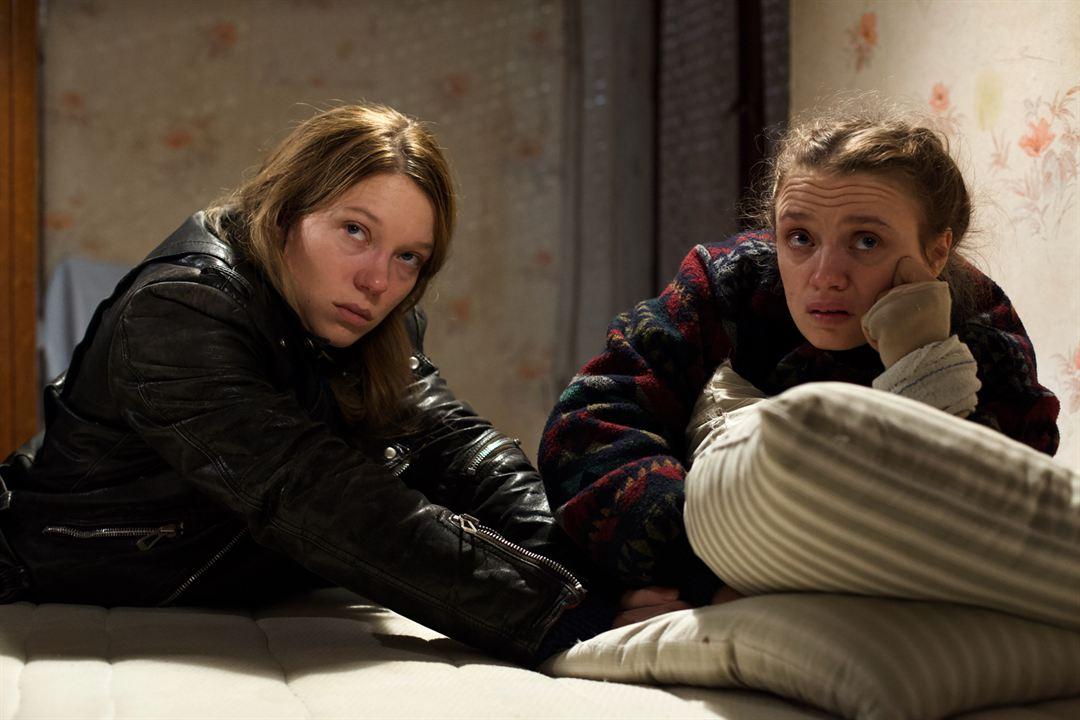 Roubaix, une lumière: Léa Seydoux, Sara Forestier