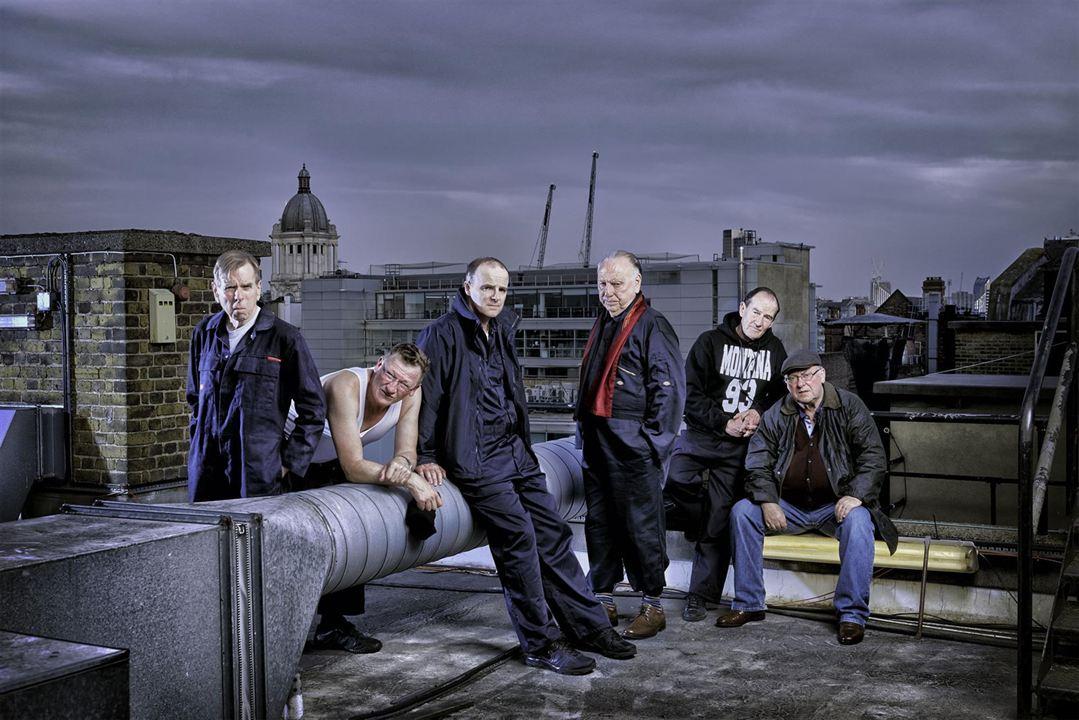 Foto Alex Norton, Brían F. O'Byrne, David Hayman, Geoff Bell, Kenneth Cranham