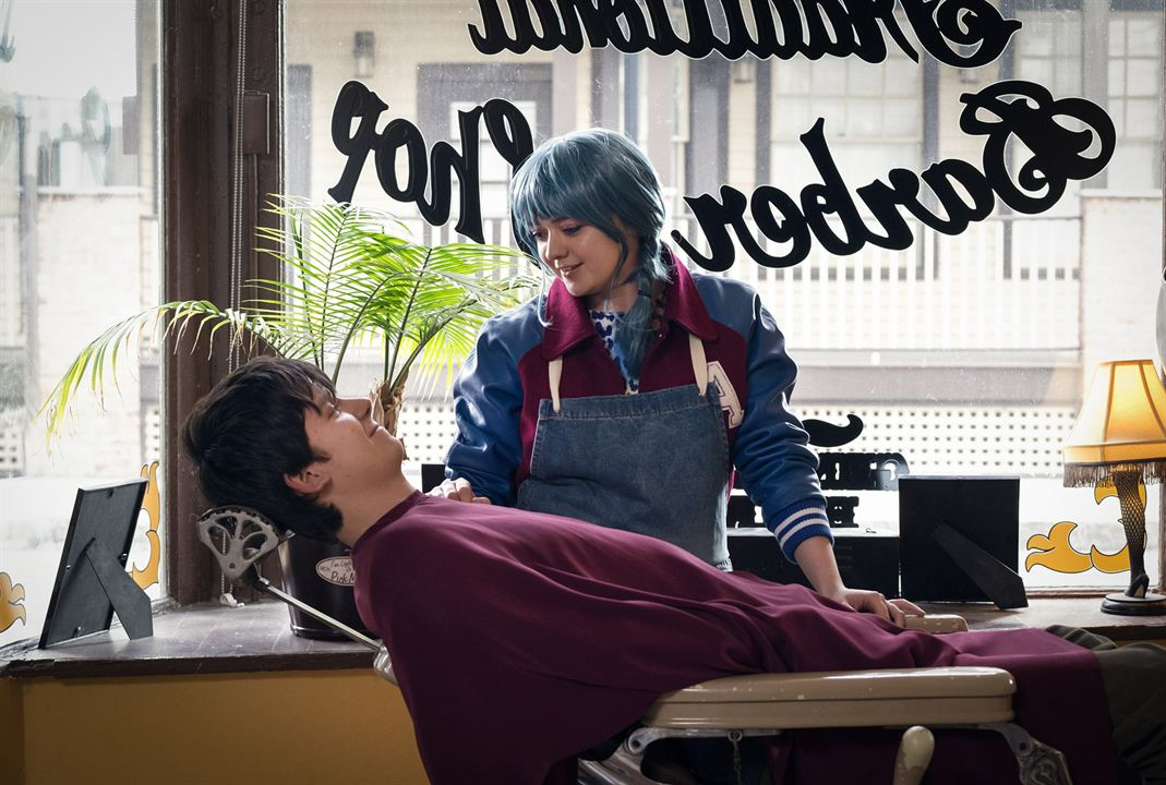 Then Came You : Foto Asa Butterfield, Maisie Williams