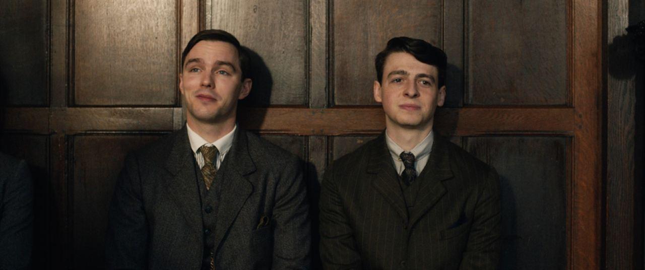 Tolkien: Anthony Boyle, Nicholas Hoult