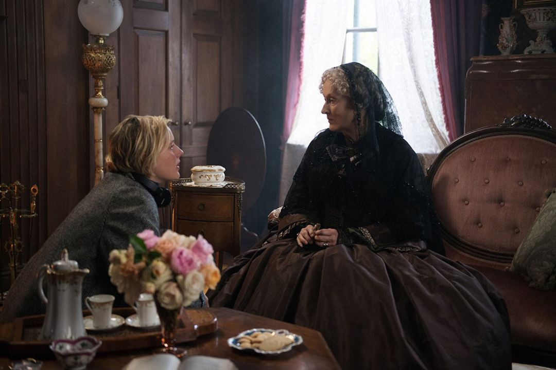 Mujercitas : Foto Greta Gerwig, Meryl Streep