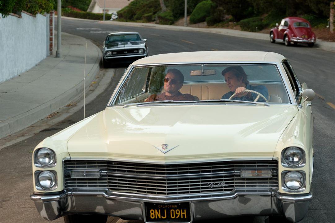 Érase una vez en... Hollywood: Leonardo DiCaprio, Brad Pitt