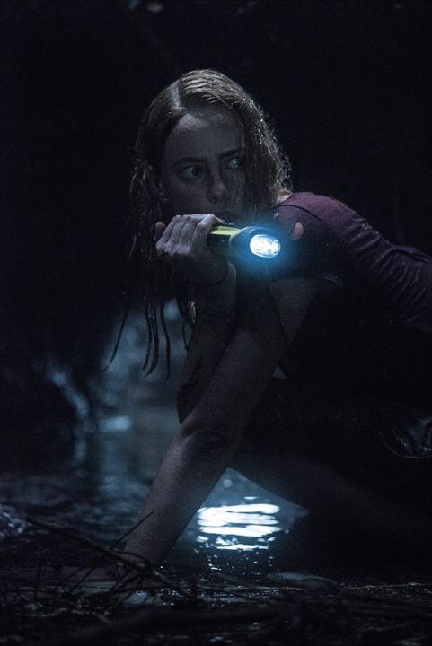 Infierno bajo el agua: Kaya Scodelario