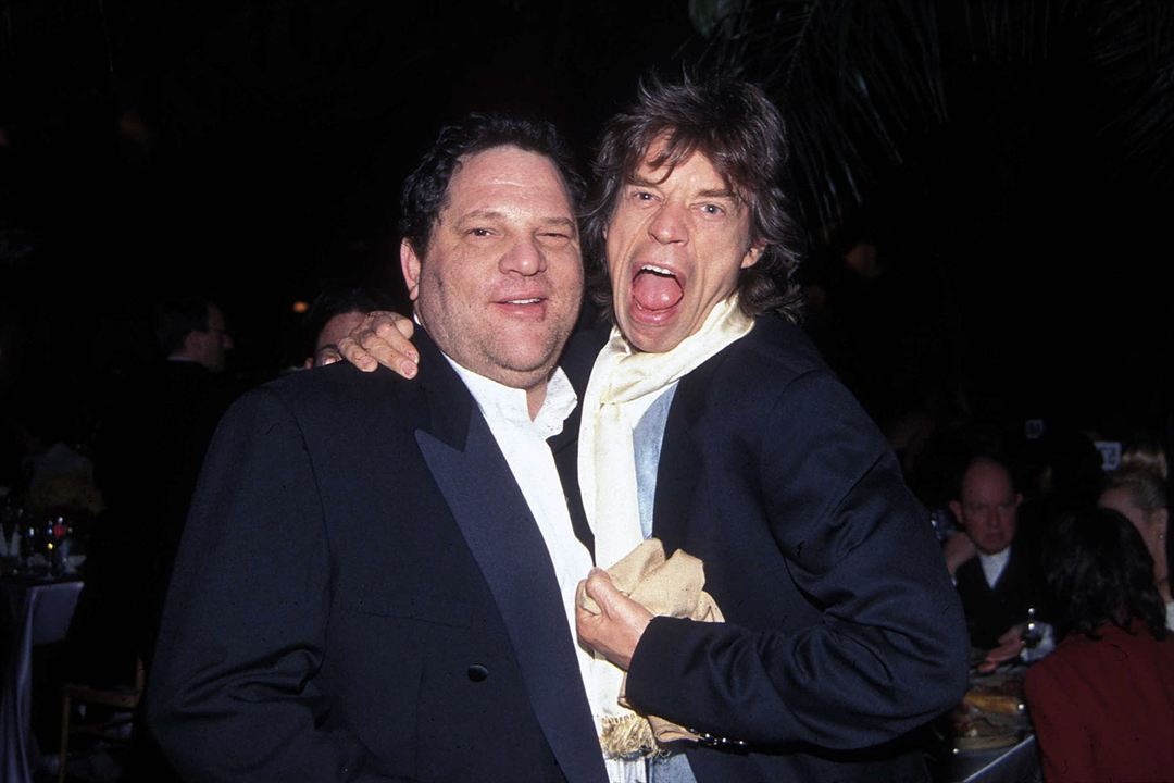 Untouchable : Foto Harvey Weinstein, Mick Jagger