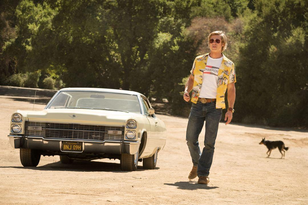 Érase una vez en... Hollywood: Brad Pitt