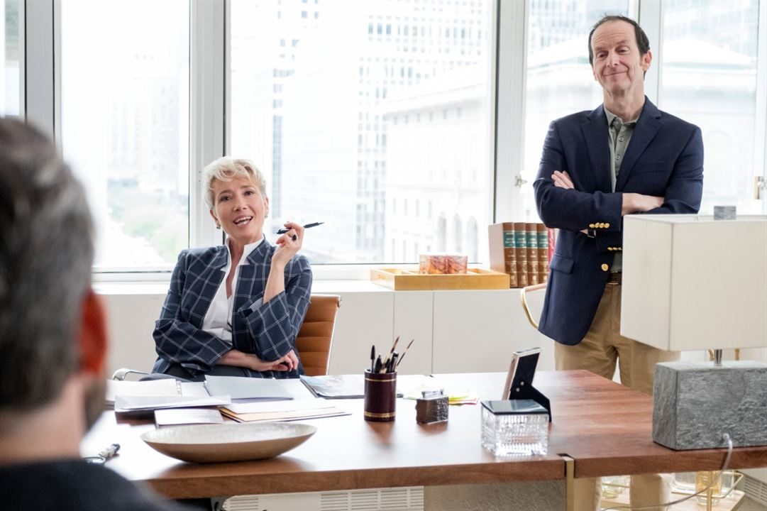 Late Night : Foto Denis O'Hare, Emma Thompson