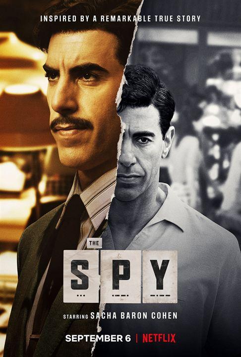 El espía : Cartel