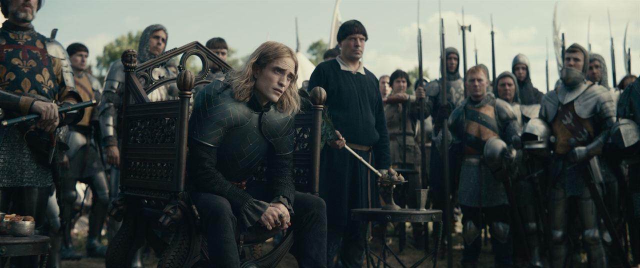 The King : Foto Robert Pattinson