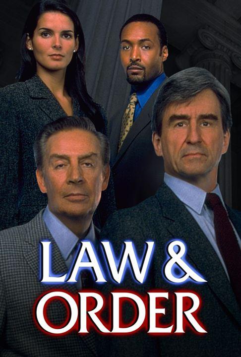 Ley y orden : Cartel