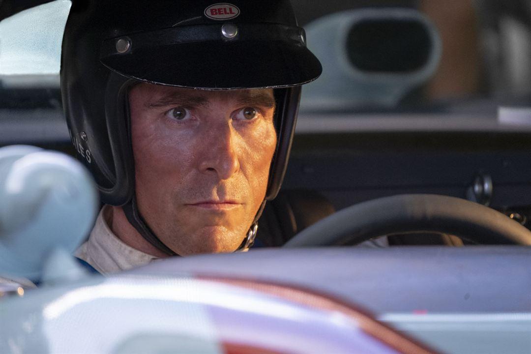 Le Mans '66: Christian Bale