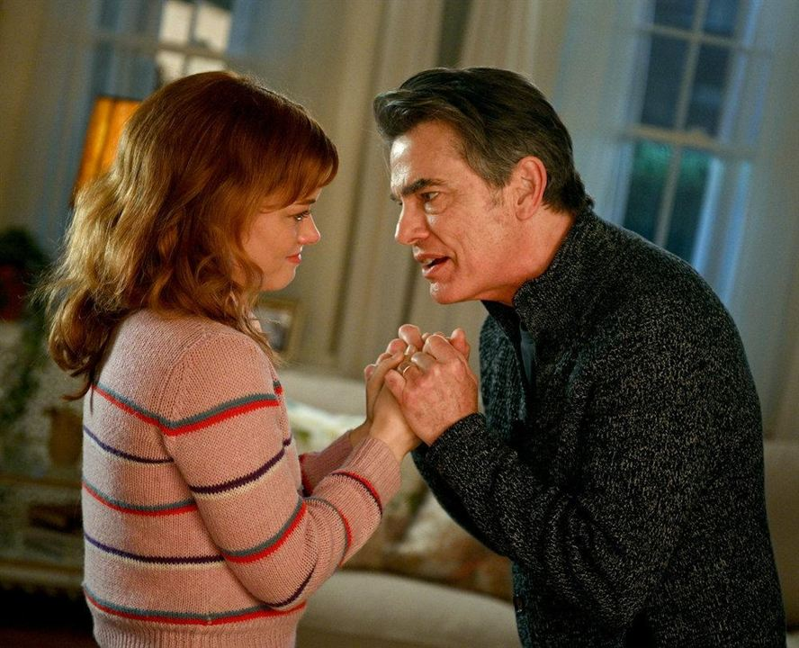 Foto Jane Levy, Peter Gallagher
