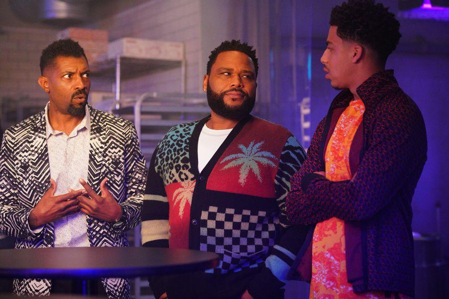 Foto Anthony Anderson, Deon Cole, Marcus Scribner