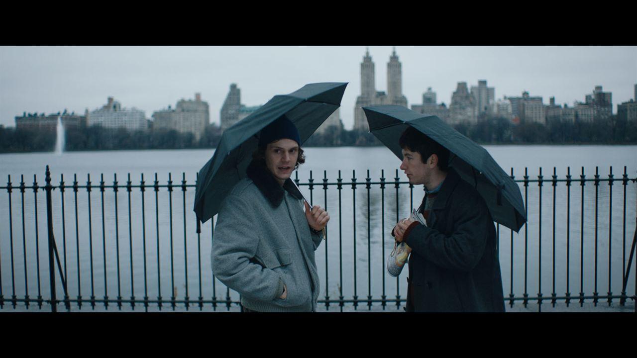 American Animals: Evan Peters, Barry Keoghan