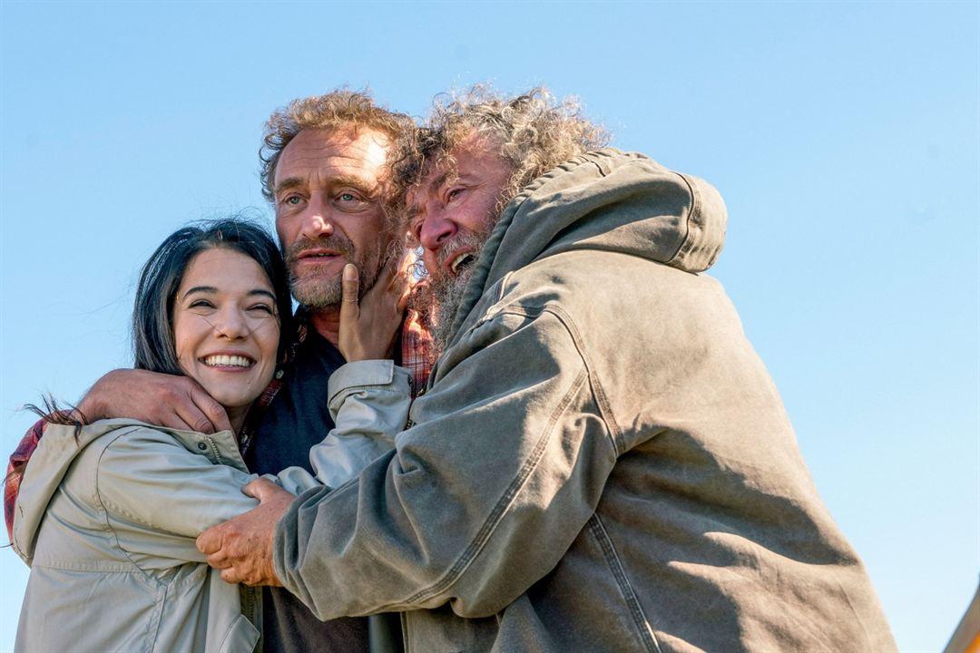 Volando juntos: Jean-Paul Rouve, Mélanie Doutey