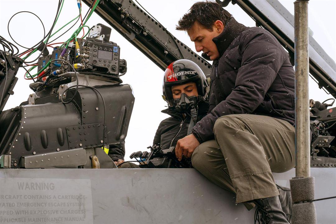 Top Gun: Maverick : Foto Tom Cruise