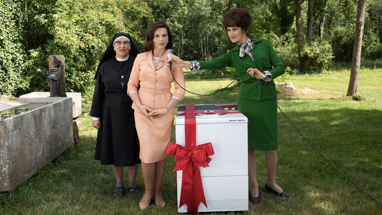Manual de la buena esposa : Foto Armelle, Juliette Binoche, Noémie Lvovsky