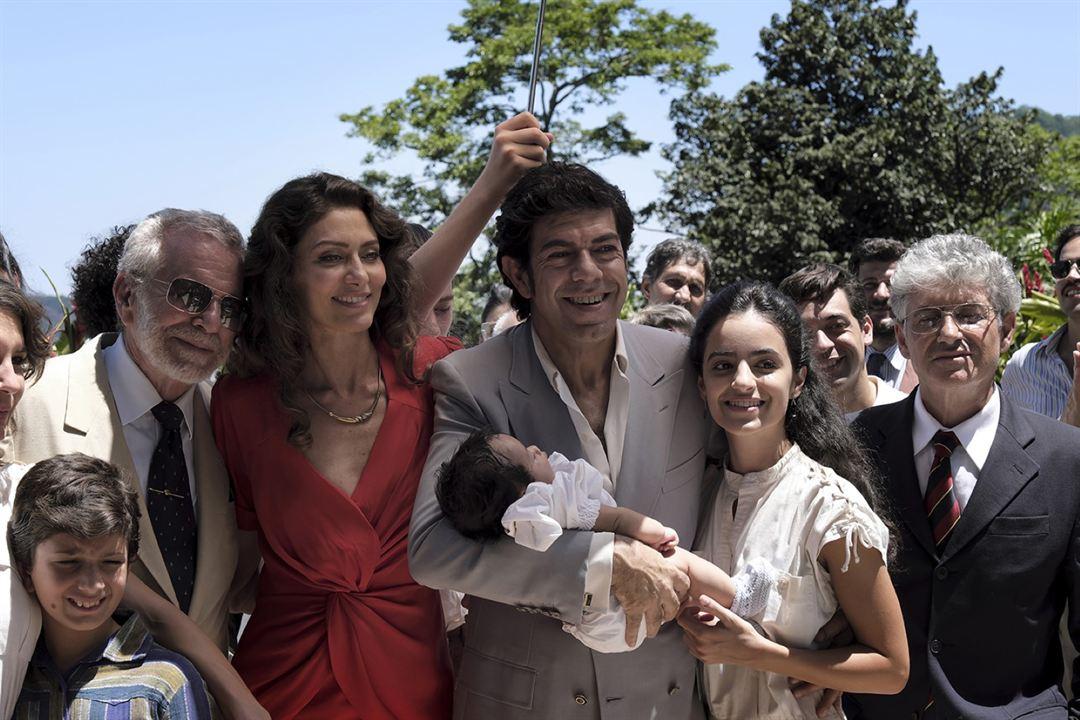 El traidor: Pierfrancesco Favino, Maria Fernanda Cândido