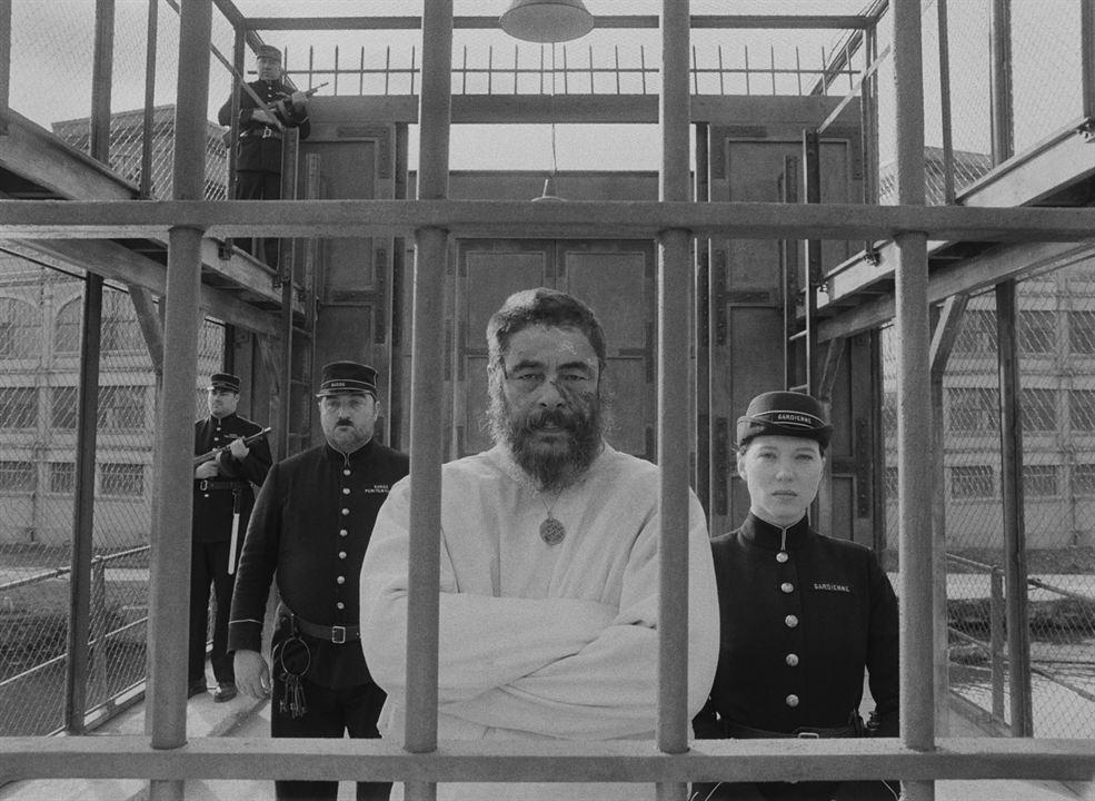 La Crónica Francesa (del Liberty, Kansas Evening Sun) : Foto Benicio Del Toro, Denis Ménochet, Léa Seydoux