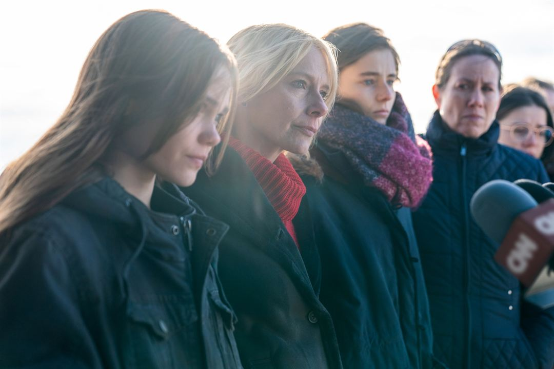 Chicas perdidas : Foto Amy Ryan, Miriam Shor, Oona Laurence, Thomasin McKenzie