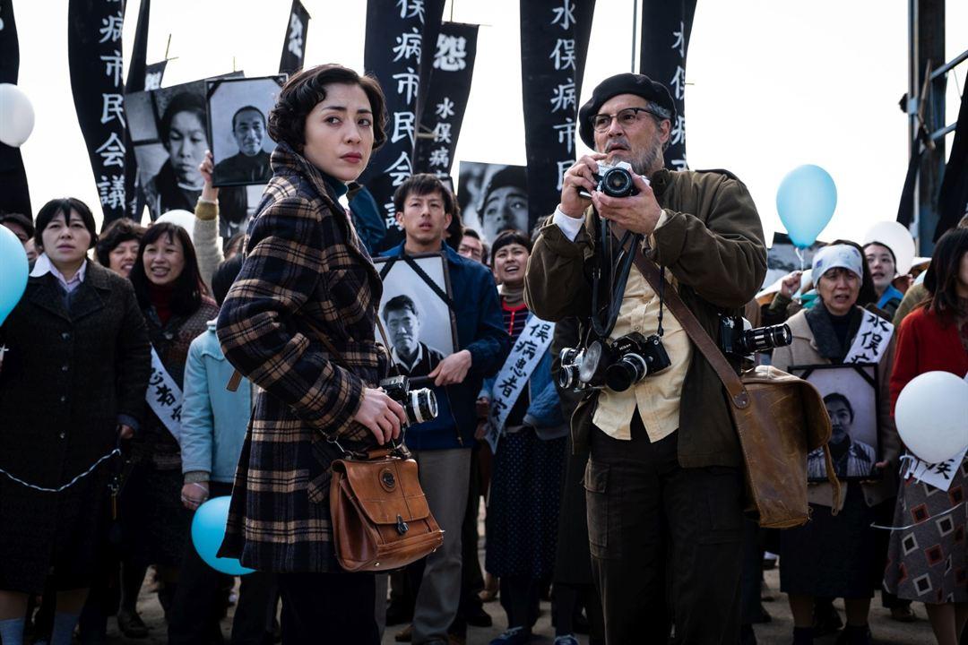 El fotógrafo de Minamata:  Minami, Johnny Depp